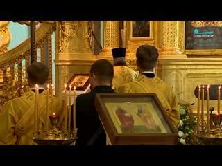 Божественная литургия в день памяти апостолов Петра и Павла