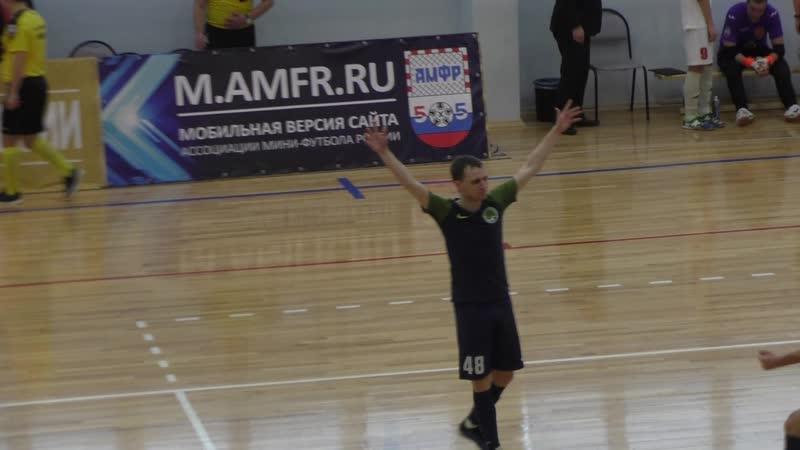 Мяч Максима Истомина вворота «Элекса-Фаворита»