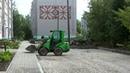 Ремонт дороги около дома №7 в Ефимьево. Город Вязники август-сентябрь 2019 год