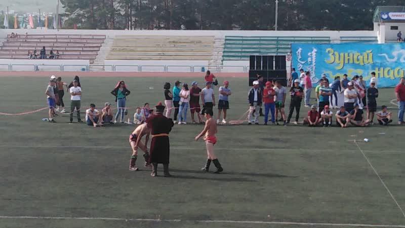 Зунай наадан 2019