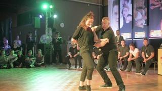 Kyle Redd & Virginie Grondin - Champions Jack&Jill - D-Townswing 2019