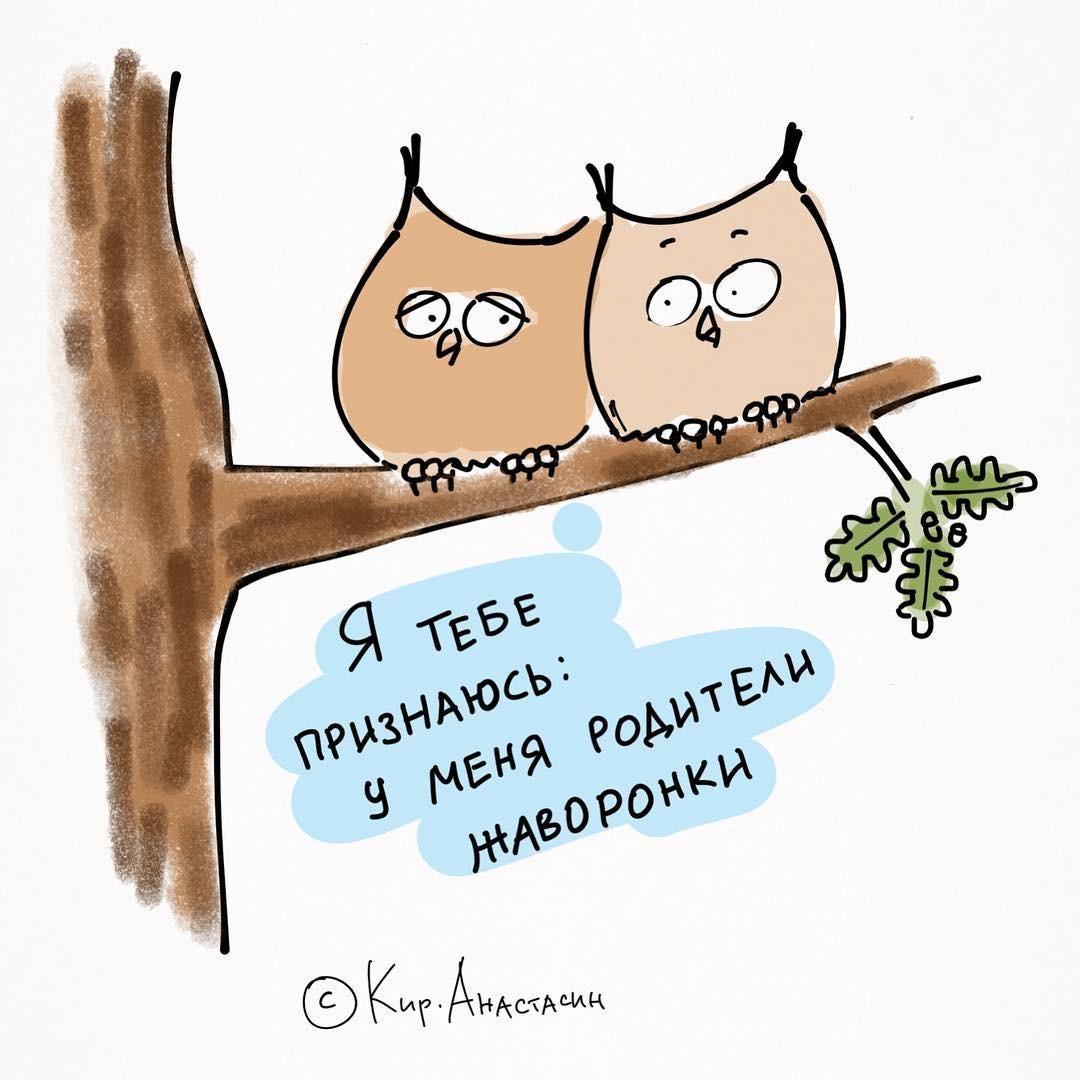 Арты от Кирилла Анастасина
