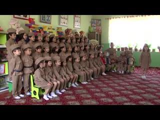 Смуглянка в исполнении детей из Таджикистана