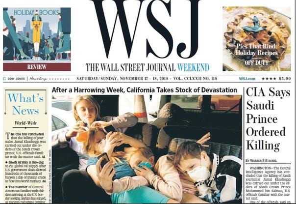 The Wall Street Journal Weekend - November 17 - 18, 2018