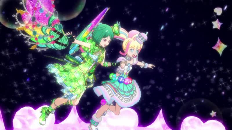 Run Girls Run Diamond Smile Kiratto Pri☆Сhan 74