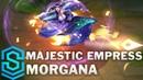 Majestic Empress Morgana Skin Spotlight - Pre-Release - League of Legends