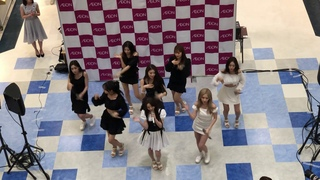 190912Lovelyz (Fancam from the upper floor) Close To You