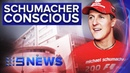 Formula One legend reportedly conscious after stem cell treatment Nine News Australia