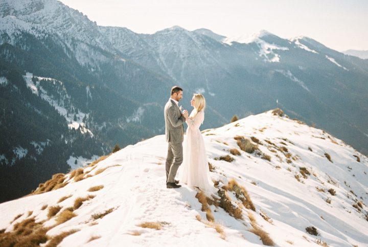 фотосессия в горах