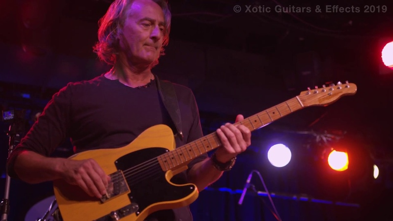 Allen Hinds Group Falling Up live at MI Hollywood 7.25.19 - Xotic Day 13