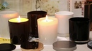 Spray Colors Candle Jar Wholesale Candle Holders For Weddings