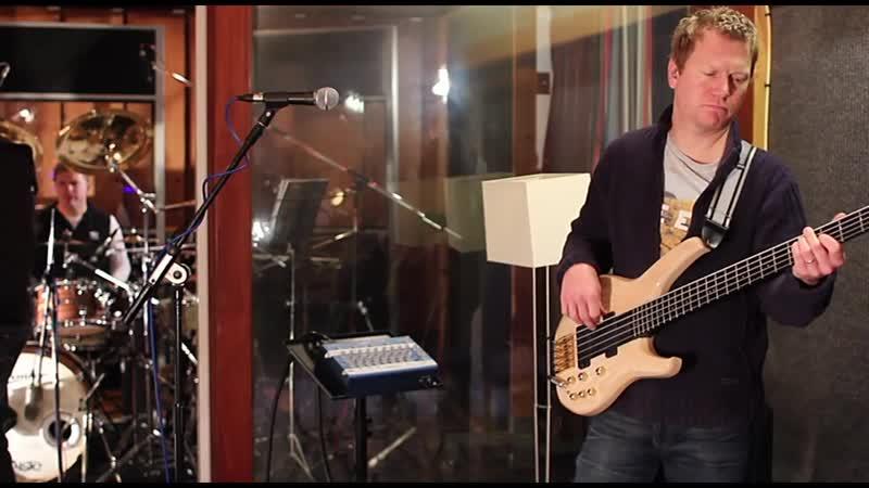 Frost٭ Hyperventilate Black Light Machine Live in Rockfield Studios 2013