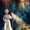 Рисуночный интенсив «Василиса Премудрая»