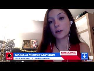 Sweden's Imported Problems: Criminal Gangs, Explosions & Rape - Izabella Nilsson Jarvandi