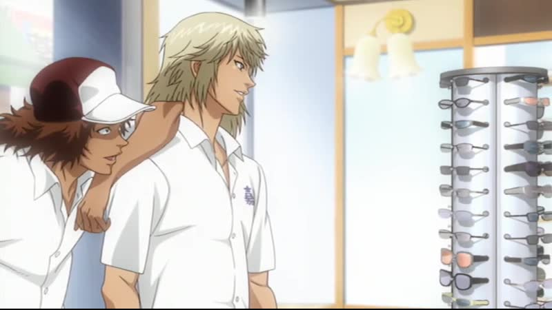 Tennis no Ouji sama Pair Prince 07 Raw