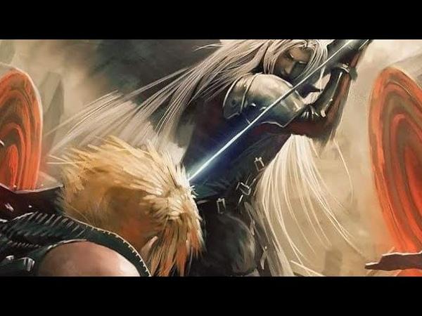 Final Fantasy VII Devils Never Cry David Baker Shawn McPherson A R