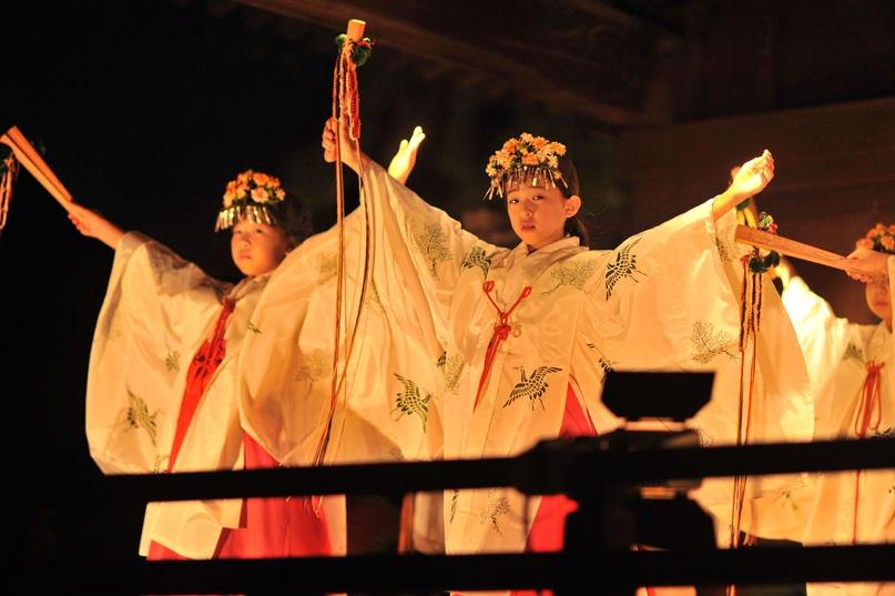 Священные танцы., изображение №1