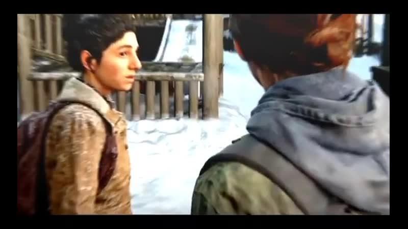 The Last of Us Part II Ellie Williams Dina vine   edit
