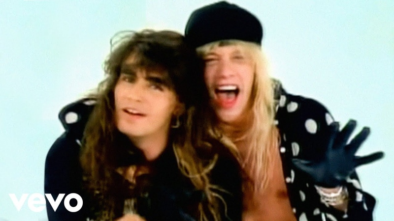 Warrant - Cherry Pie (Official Video)