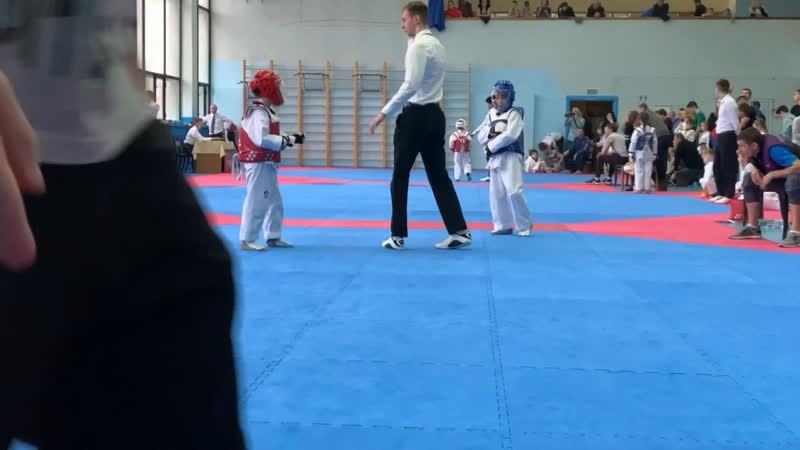 Спартак за 1-2 место