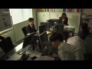 Saeko matsushita [, японское порно, new japan porno, cunnilingus, doggy style, handjob, office lady, wife]