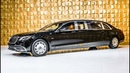 2019 Mercedes-Maybach S 650 Pullman - most luxury vehicle in the world