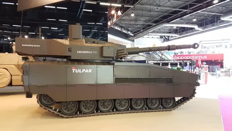 OTOKAR TULPAR ARMA 8X8 6X6 Zırhlı Araçları