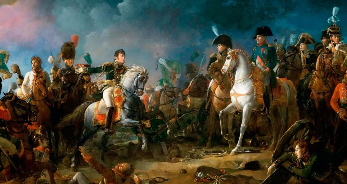 Наполеон в 1805 году