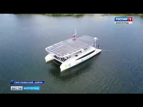 В Волгоградской области стартовала научно-техническая экспедиция «Эковолна-2019»