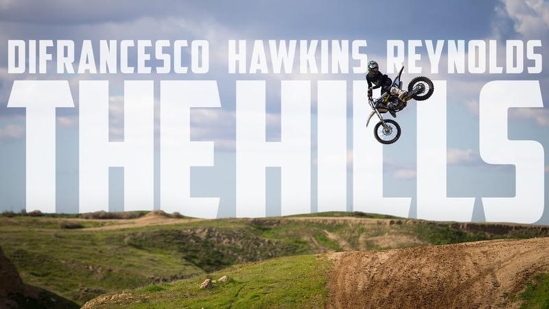 THE HILLS ft. Ryder DiFrancesco, Jett Reynolds and Talon Hawkins