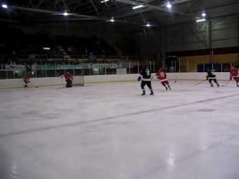 Ice Hockey New Zealand Ice Blacks vs Turkey