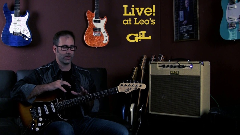 Live At Leo's G L S 500 Full Demo with Griff Hamlin