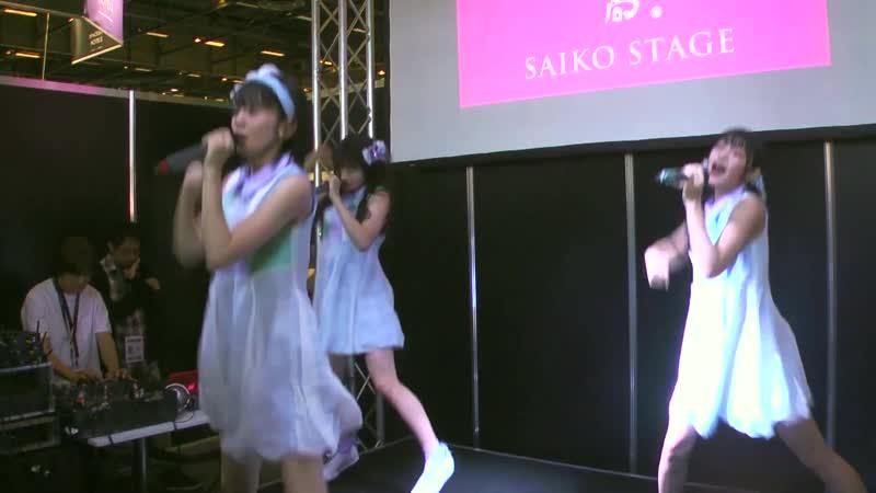 Task have Fun @Japan Expo SAIKOステージ 05/07/2019