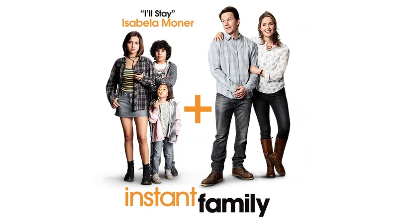 Isabela Moner - I'll Stay (From Instant Family) (Official Audio)
