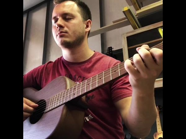 Гитара отстроена и готова