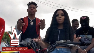 """Blaatina & NLE Choppa - """"Watch Out"""" (WSHH Exclusive - Official Music Video)"""