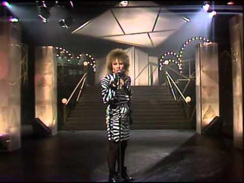 Vicky Rosti Sata salamaa Euroviisukarsinta 1987