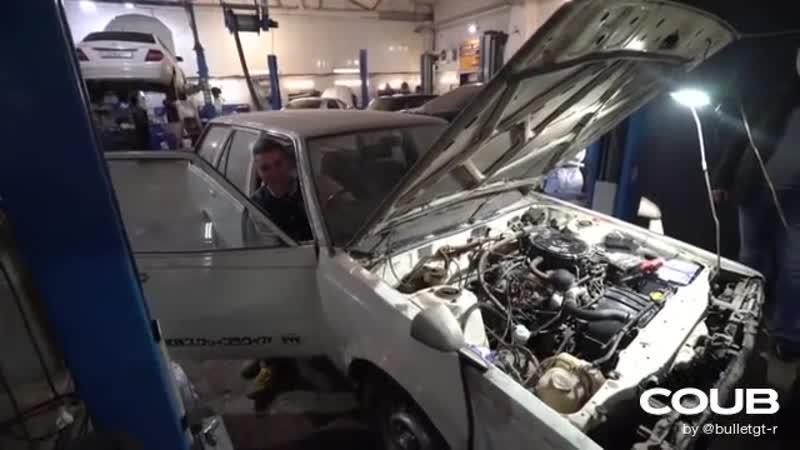 Карина брошена на 25 лет в гараже