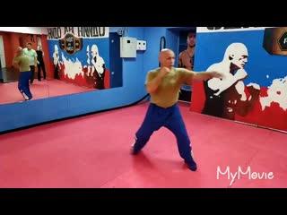 9 В.Н. Крючков. Упражнения для боевой практики
