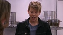 Carson Lueders and Annie Leblanc on Annie vs Hayley on Nickelodeon