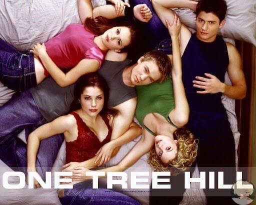 """Смотрели """"One tree Hill """" ( Холм Одного Дерева"""""""