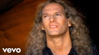 Michael Bolton - Said I Loved  I Lied (Official Music Video)