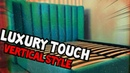 LUXURY Touch. VERTICAL Style. Студия мягкой мебели. Кровать на заказ.