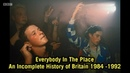 Everybody In The Place - An Incomplete History of Britain 1984 -1992 by Jeremy Deller
