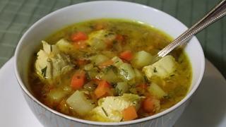 Домашний Куриный Суп. Мой фирменный рецепт.
