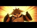 Кунг фу панда 3-По против Кая в мире духов