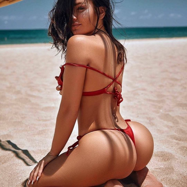 Beach Bum Bikini Girls Thong Latin Babesource 1