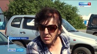 В Веселоярске население категорически отказывается выбрасывать мусор в баки