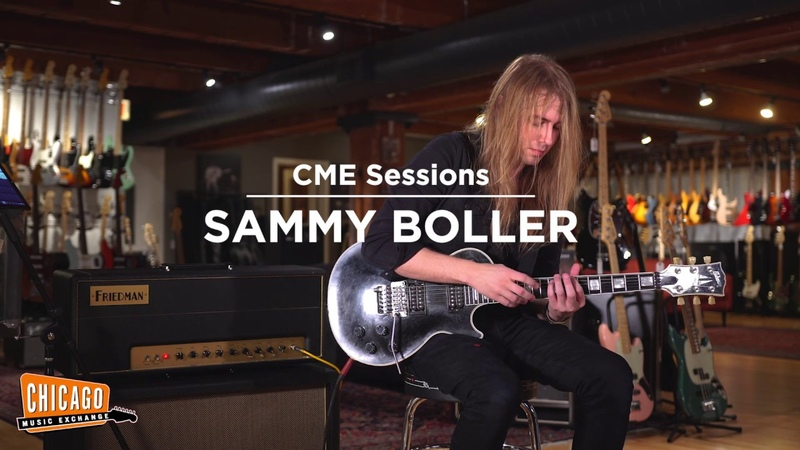 Sammy Boller- Sunrise/Sunset | CME Shred Sesh