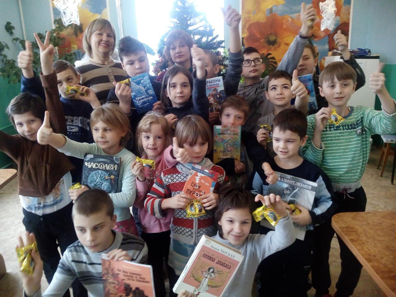 донецкая республиканская библиотека для детей, отдел обслуживания учащихся 5-9 классов, с библиотекой интересно, детям обо всем на свете
